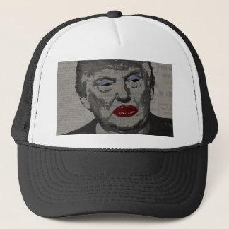 Transgender president trucker hat