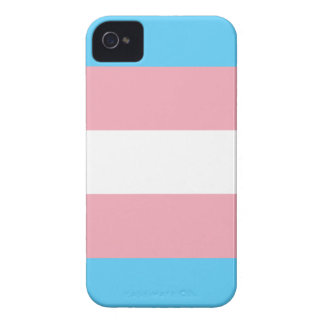Transgender Pride Flag - LGBT Trans Rainbow iPhone 4 Cases