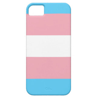 Transgender Pride Flag - LGBT Trans Rainbow iPhone 5 Cover