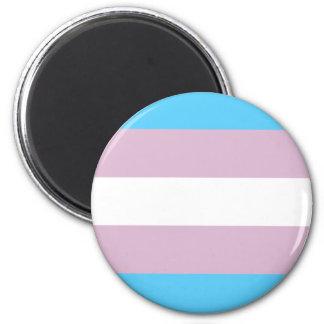 Transgender Pride Flag Magnets