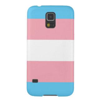 Transgender Pride Galaxy S5 Case