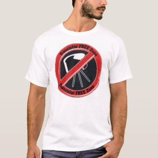 Transistor Free Zone T-Shirt
