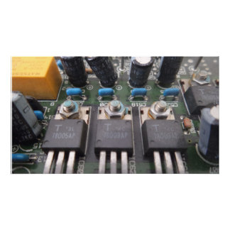 Transistors Kodak professional Photo Paper Photo Print