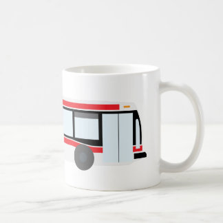 Transit Mugs: Toronto Bus Coffee Mug