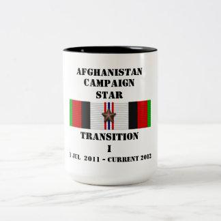 Transition I  / CAMPAIGN STAR Two-Tone Mug