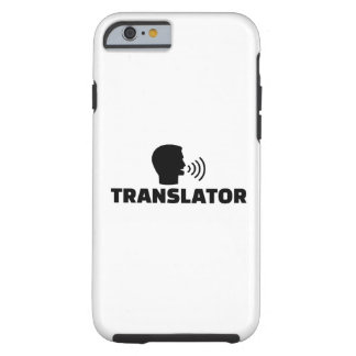 Translator Tough iPhone 6 Case