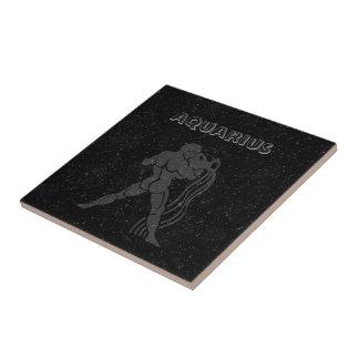 Translucent Aquarius Ceramic Tiles