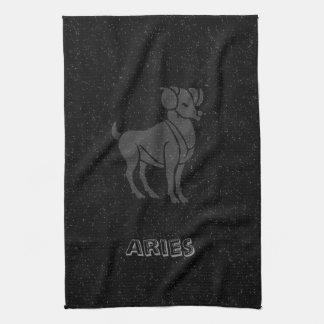 Translucent Aries Kitchen Towel