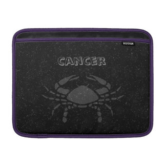 Translucent Cancer MacBook Sleeve