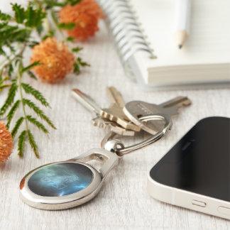 Translucent Capricorn Keychain