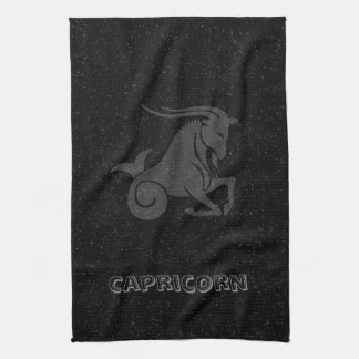 Translucent Capricorn Kitchen Towel