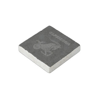 Translucent Capricorn Stone Magnets
