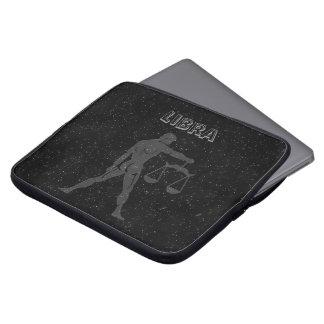 Translucent Libra Laptop Sleeve