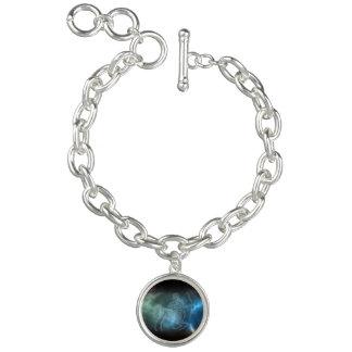 Translucent Sagittarius Charm Bracelet