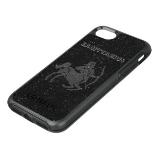 Translucent Sagittarius OtterBox Symmetry iPhone 8/7 Case