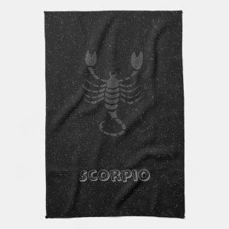 Translucent Scorpio Kitchen Towel