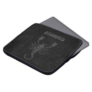 Translucent Scorpio Laptop Sleeve