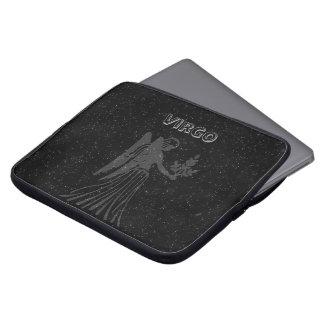 Translucent Virgo Laptop Sleeve
