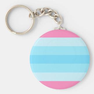 transmasculine flag keychain