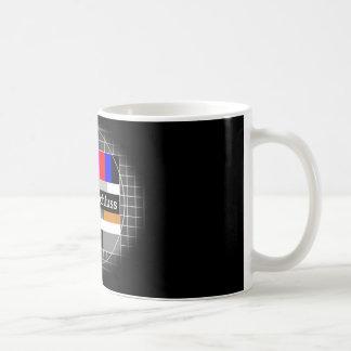 Transmission conclusion! coffee mug