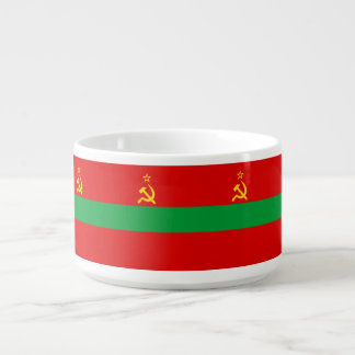 Transnistria Flag Bowl