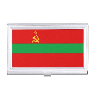 Transnistria Flag Business Card Holder