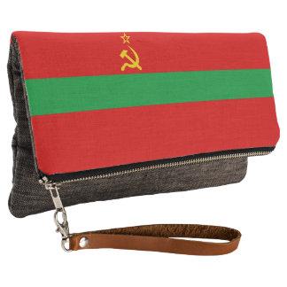 Transnistria Flag Clutch