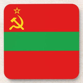 Transnistria Flag Coaster
