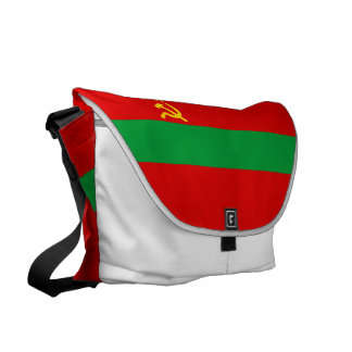 Transnistria Flag Commuter Bags