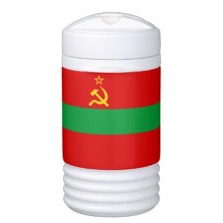Transnistria Flag Drinks Cooler