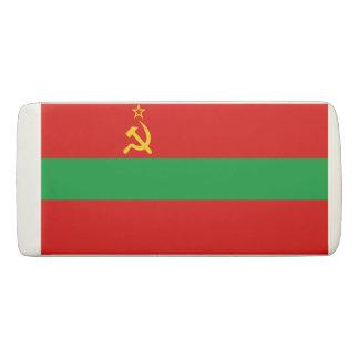 Transnistria Flag Eraser