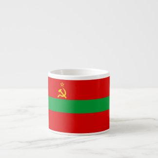 Transnistria Flag Espresso Cup