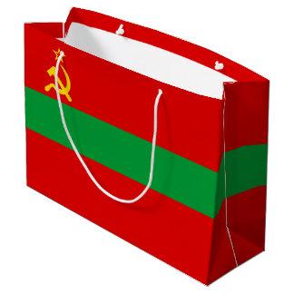 Transnistria Flag Large Gift Bag