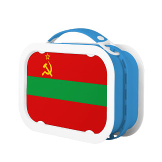 Transnistria Flag Lunch Box