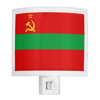 Transnistria Flag Nite Light