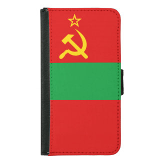 Transnistria Flag Samsung Galaxy S5 Wallet Case