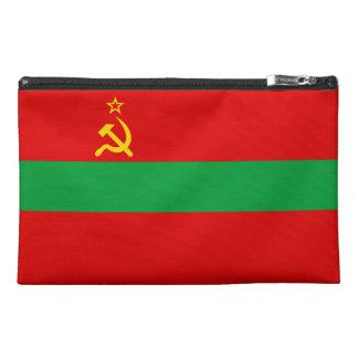 Transnistria Flag Travel Accessory Bag