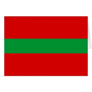 transnistria greeting card