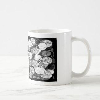 transparency coffee mug