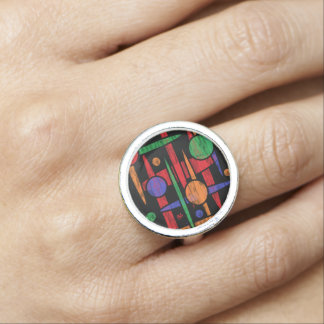 transparency photo ring