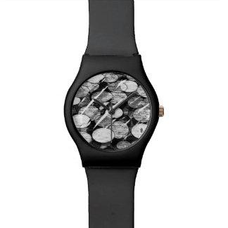 transparency wristwatch