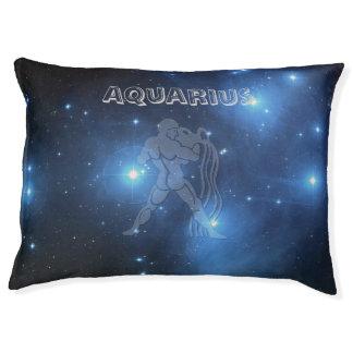 Transparent Aquarius Pet Bed
