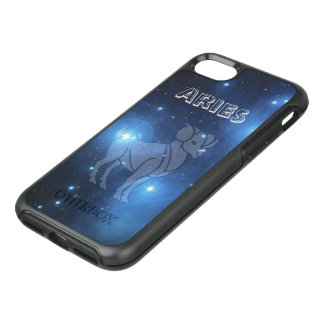 Transparent Aries OtterBox Symmetry iPhone 8/7 Case
