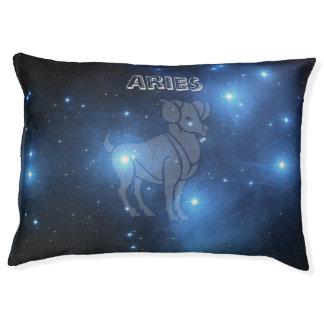 Transparent Aries Pet Bed