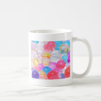 transparent balls coffee mug