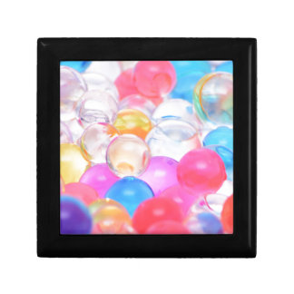 transparent balls gift box