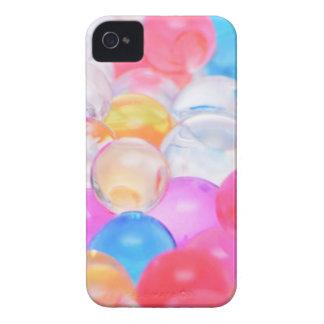 transparent balls iPhone 4 Case-Mate cases
