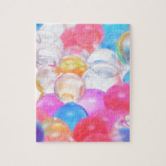 transparent balls jigsaw puzzle