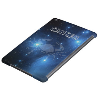 Transparent Cancer iPad Air Cover