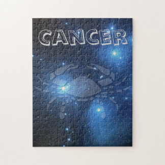Transparent Cancer Jigsaw Puzzle